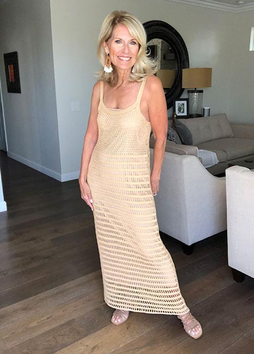 Deborah Sorlie, wardrobe consultant