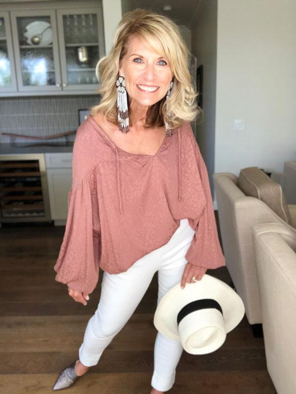 Deborah Sorlie, personal stylist